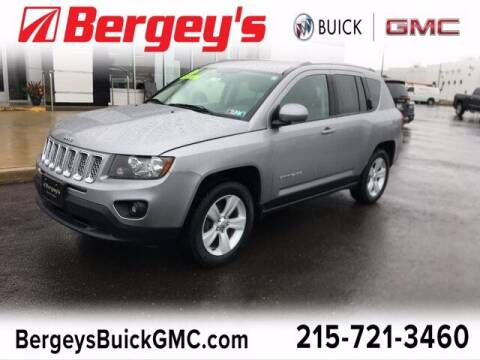 2016 Jeep Compass for sale at Bergey's Buick GMC in Souderton PA