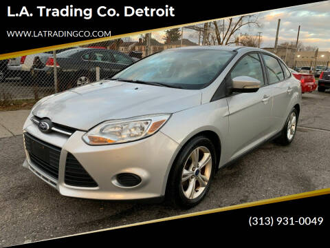 2013 Ford Focus for sale at L.A. Trading Co. Woodhaven - L.A. Trading Co. Detroit in Detroit MI