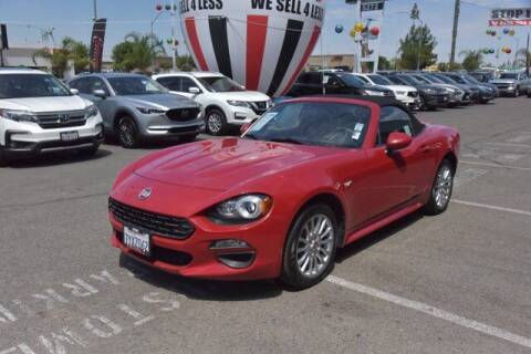 2017 FIAT 124 Spider for sale at Choice Motors in Merced CA