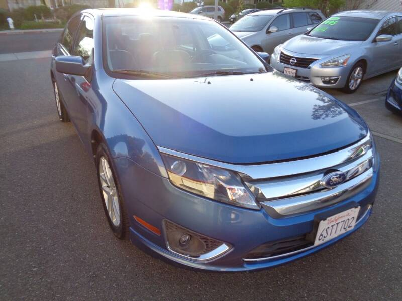 2010 Ford Fusion for sale at NorCal Auto Mart in Vacaville CA