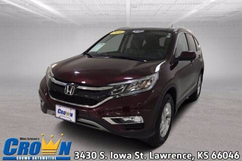 2016 Honda CR-V for sale at Crown Automotive of Lawrence Kansas in Lawrence KS