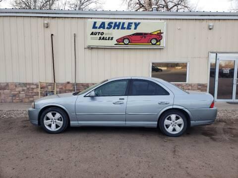 2006 Lincoln LS for sale at Lashley Auto Sales in Mitchell NE