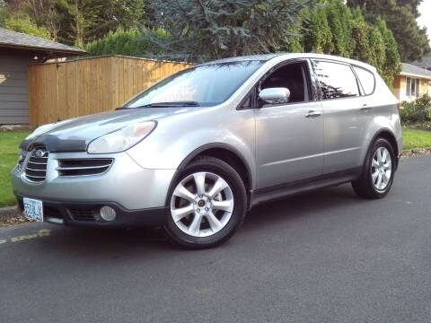 2006 Subaru B9 Tribeca for sale at Redline Auto Sales in Vancouver WA