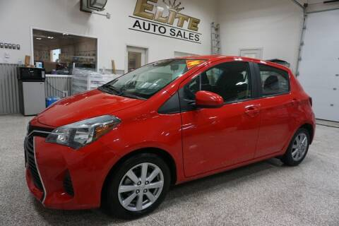 2015 Toyota Yaris for sale at Elite Auto Sales in Idaho Falls ID