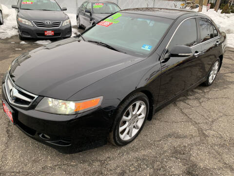 2008 Acura TSX for sale at STATE AUTO SALES in Lodi NJ