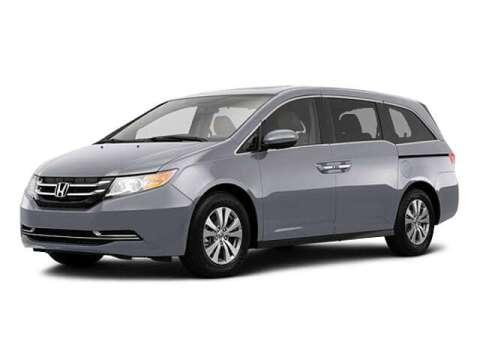 2014 Honda Odyssey for sale at Carros Usados Fresno in Clovis CA