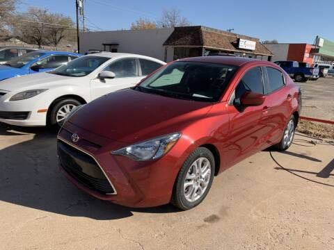 2017 Toyota Yaris iA for sale at KD Motors in Lubbock TX
