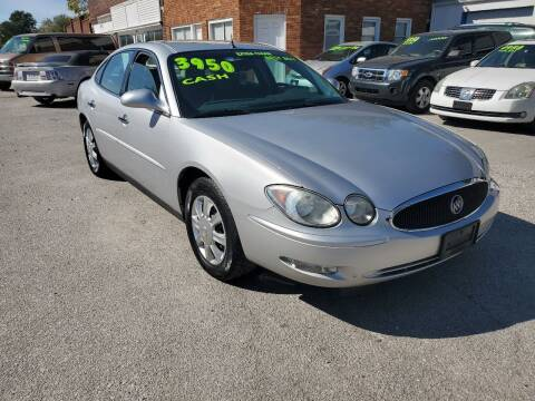 2005 Buick LaCrosse for sale at Street Side Auto Sales in Independence MO