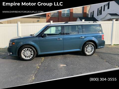 2016 Ford Flex for sale at Empire Motor Group LLC in Plaistow NH