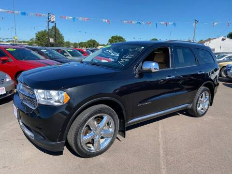 2011 Dodge Durango for sale at De Anda Auto Sales in South Sioux City NE