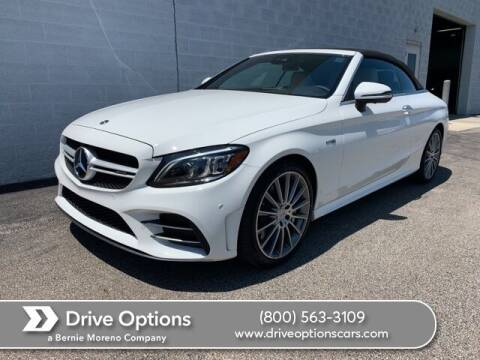 2020 Mercedes-Benz C-Class for sale at Drive Options in North Olmsted OH