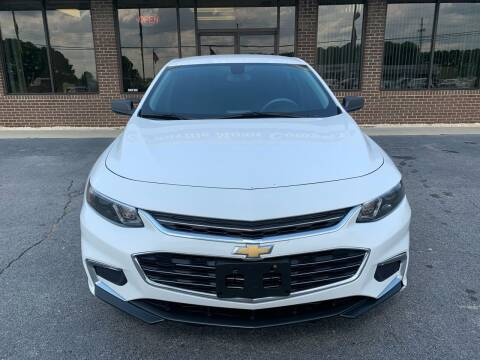 2017 Chevrolet Malibu for sale at East Carolina Auto Exchange in Greenville NC