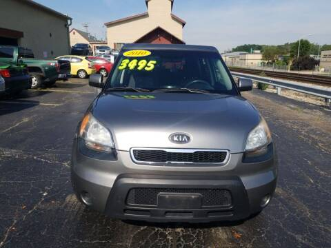 2010 Kia Soul for sale at Discovery Auto Sales in New Lenox IL