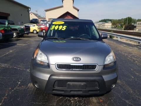 2010 Kia Soul for sale at Discovery Auto Sales in New Lenox IL