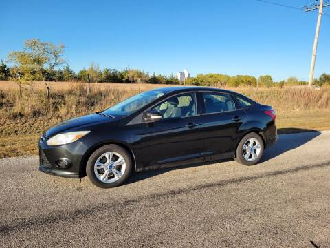 2013 Ford Focus for sale at TNT Auto in Coldwater KS