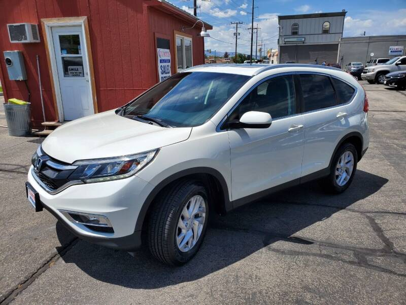 2016 Honda CR-V for sale at Curtis Auto Sales LLC in Orem UT