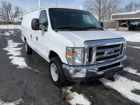 2013 Ford E-Series Cargo for sale at Hawkins Motors Sales in Hillsdale MI