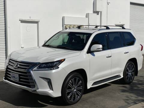 2018 Lexus LX 570 for sale at Corsa Exotics Inc in Montebello CA