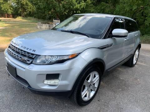 2013 Land Rover Range Rover Evoque for sale at GTC Motors in San Antonio TX