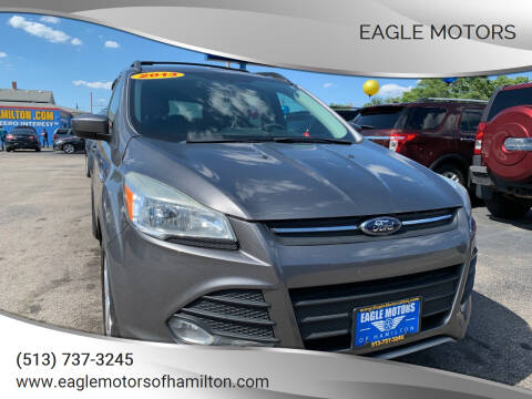 2013 Ford Escape for sale at Eagle Motors in Hamilton OH