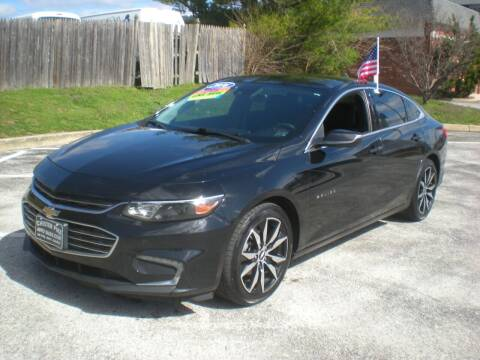 2016 Chevrolet Malibu for sale at 611 CAR CONNECTION in Hatboro PA
