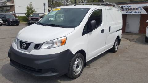 2018 Nissan NV200 for sale at A & A IMPORTS OF TN in Madison TN