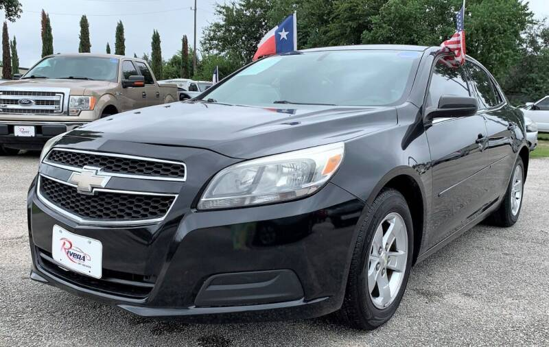 2013 Chevrolet Malibu for sale at Rivera Auto Group in Spring TX