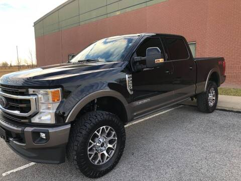 2020 Ford F-250 Super Duty for sale at Teds Auto Inc in Marshall MO