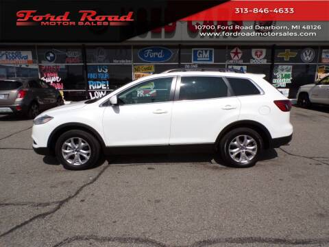 2015 Mazda CX-9 for sale at Ford Road Motor Sales in Dearborn MI