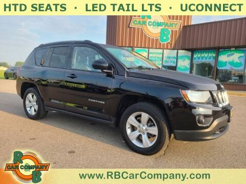2015 Jeep Compass for sale at R & B Car Co in Warsaw IN