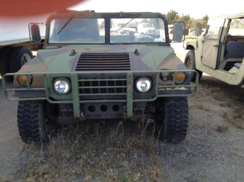 1990 AM General Hummer for sale at Melton Chevrolet in Belleville KS