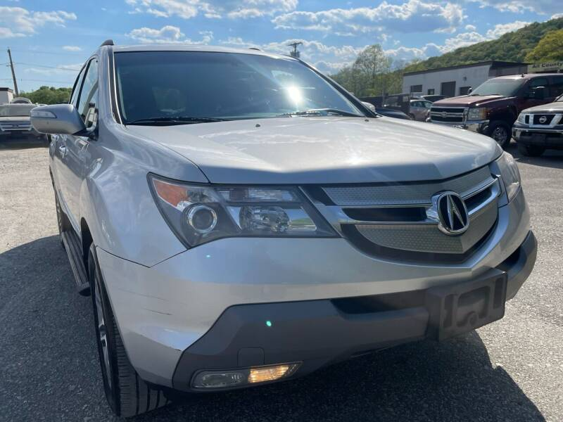 2008 Acura MDX for sale at Ron Motor Inc. in Wantage NJ