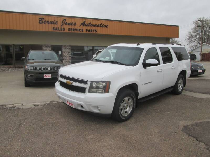 2007 Chevrolet Suburban for sale at Bernie Jones Auto in Cambridge NE