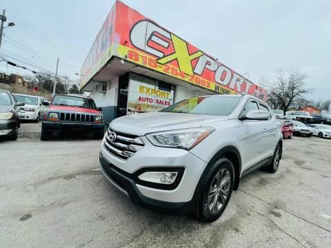 2013 Hyundai Santa Fe Sport for sale at EXPORT AUTO SALES, INC. in Nashville TN