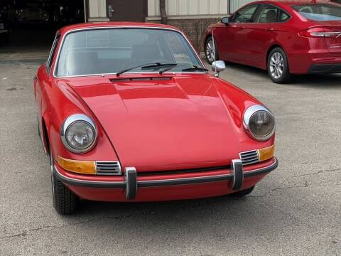 1971 Porsche 911T Coupe for sale at Gullwing Motor Cars Inc in Astoria NY