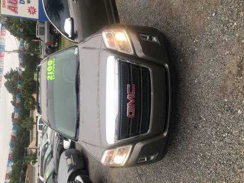 2010 GMC Terrain for sale at Auto Mart - Dorchester in North Charleston SC