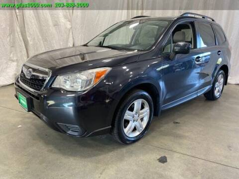2014 Subaru Forester for sale at Green Light Auto Sales LLC in Bethany CT