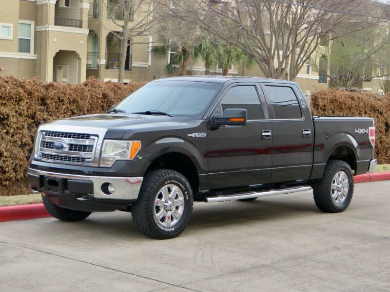 2013 Ford F-150 for sale at RBP Automotive Inc. in Houston TX