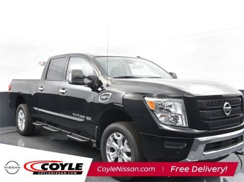 2021 Nissan Titan XD for sale at COYLE GM - COYLE NISSAN - Coyle Nissan in Clarksville IN