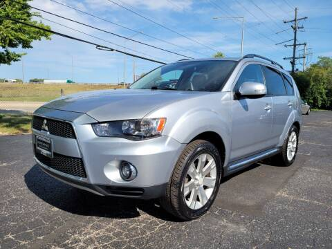 2010 Mitsubishi Outlander for sale at Luxury Imports Auto Sales and Service in Rolling Meadows IL