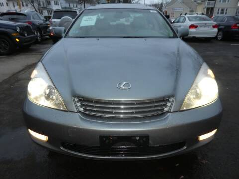 2003 Lexus ES 300 for sale at Wheels and Deals in Springfield MA