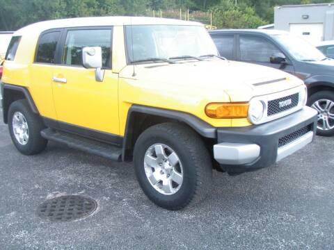 2008 Toyota FJ Cruiser for sale at Autoworks in Mishawaka IN