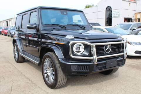 2019 Mercedes-Benz G-Class for sale at SHAFER AUTO GROUP in Columbus OH