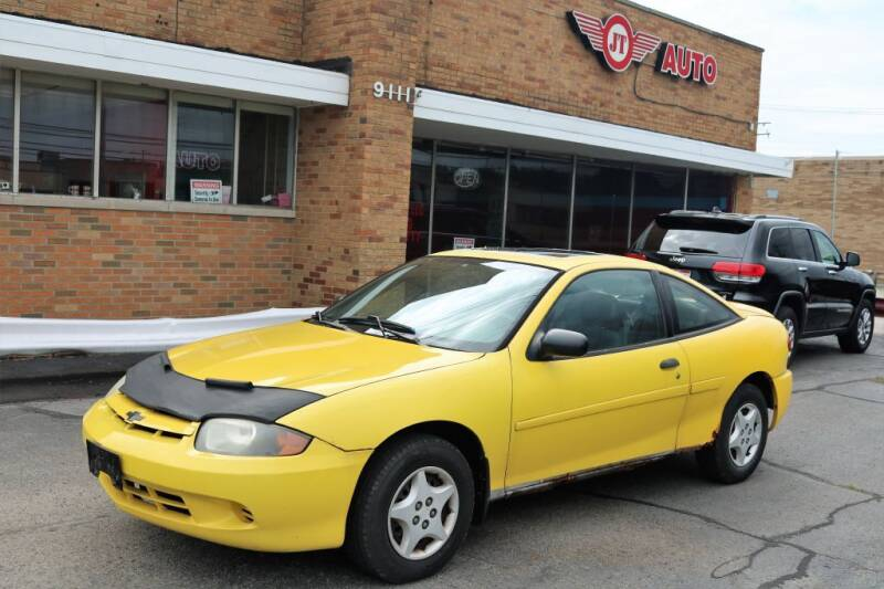 2005 Chevrolet Cavalier for sale at JT AUTO in Parma OH