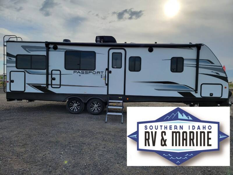 2021 KEYSTONE PASSPORT 2704RKWE for sale at SOUTHERN IDAHO RV AND MARINE in Jerome ID