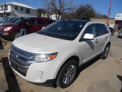 2011 Ford Edge for sale at CARDEPOT in Fort Worth TX