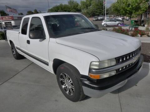 2000 Chevrolet Silverado 1500 for sale at Ideal Cars and Trucks in Reno NV