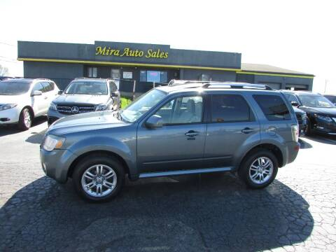 2010 Mercury Mariner for sale at MIRA AUTO SALES in Cincinnati OH