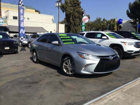 2017 Toyota Camry for sale at LA PLAYITA AUTO SALES INC - 3271 E. Firestone Blvd Lot in South Gate CA
