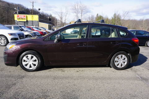 2012 Subaru Impreza for sale at Bloom Auto in Ledgewood NJ